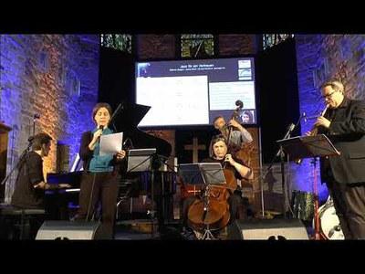 Janne Mark: PILGRIM auf Deutsch für Chor und Solo-Gesang