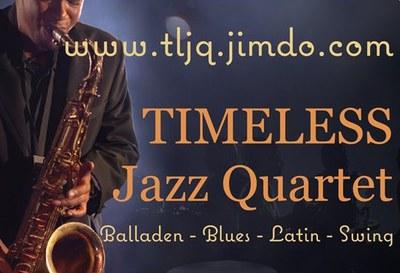 Bruno Hürlimann TIMELESS Jazz Quartet