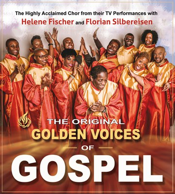 Rev. Dwight Robson and his Golden Voices of Gospel USA