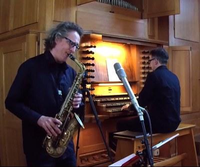 Duo Roger Hanschel & Stefan Horz
