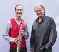 Volker Jaekel & Gert Anklam - Orgel & Saxophon